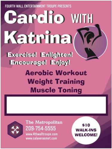 Cardio with Katrina