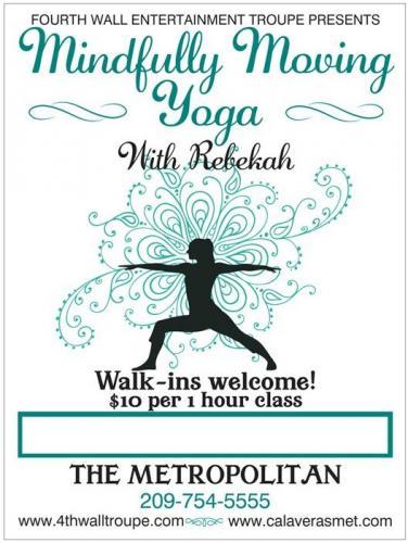 Mindful Moving Yoga